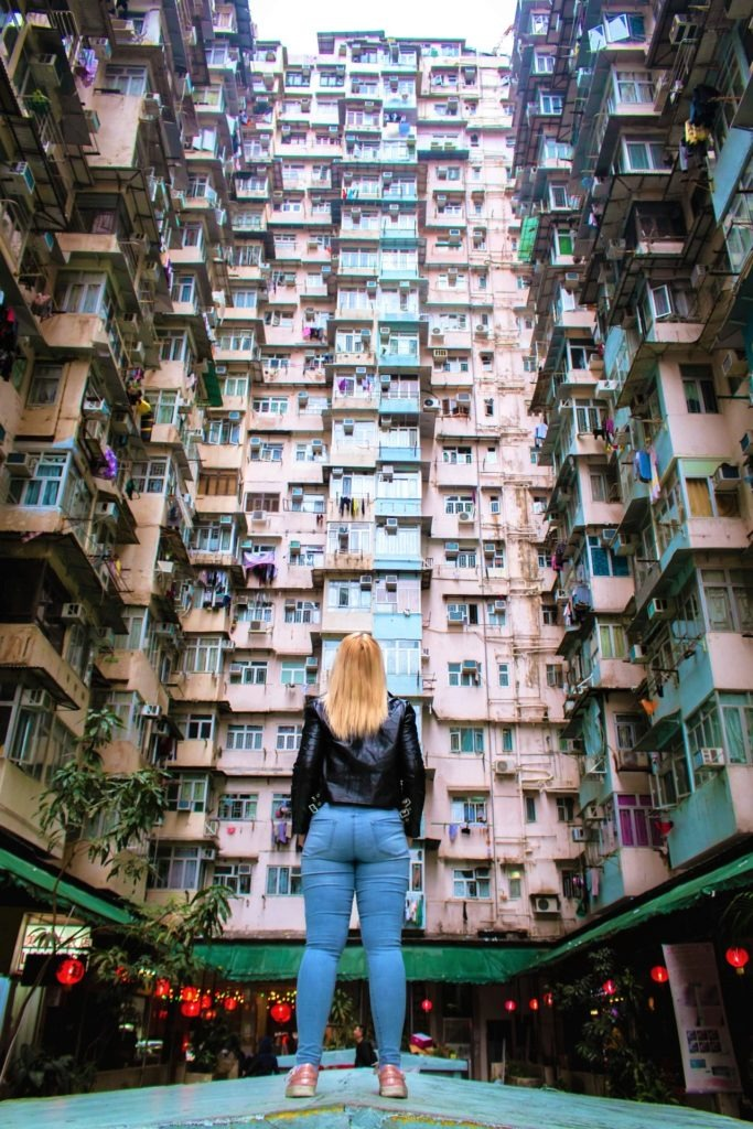 Montane Mansion, Hong Kong, Reachinghot travelblog
