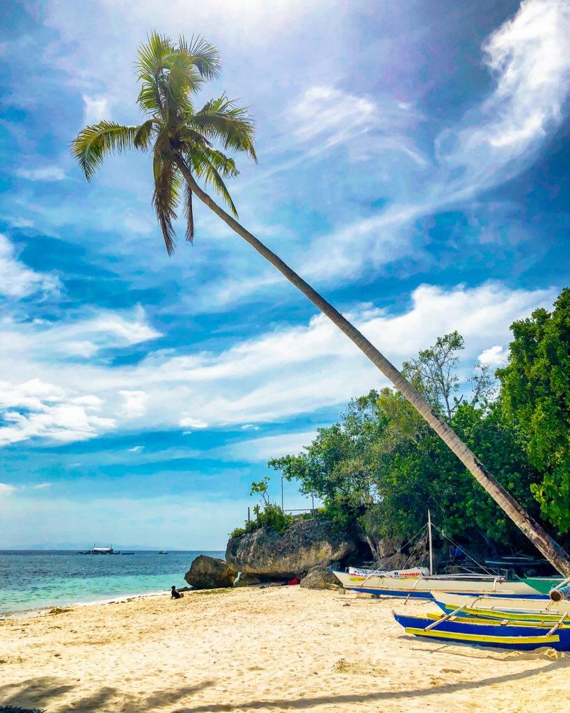 Alona Beach, Panglao, Philippines