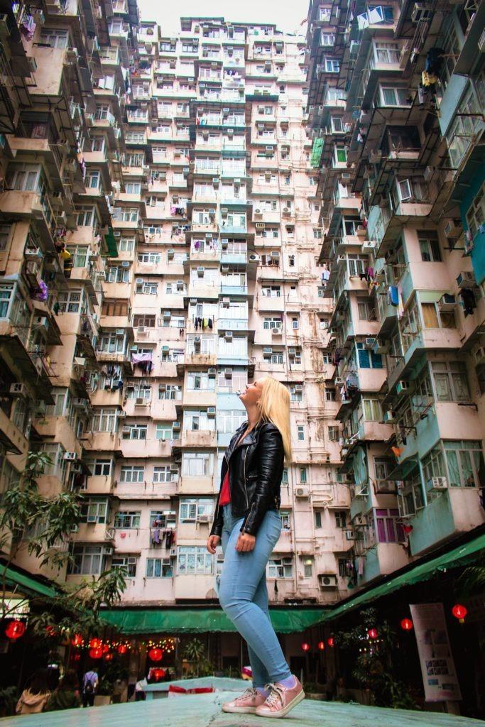 Montane Mansion in Hong Kong