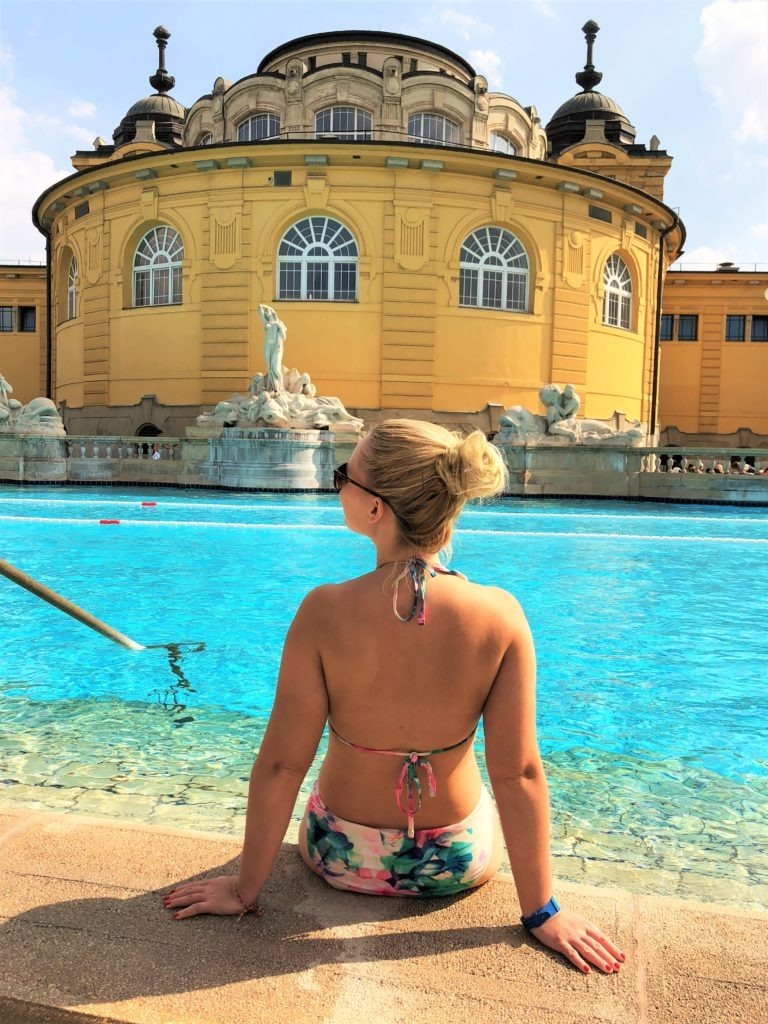Széchenyi Thermal Spa in Budapest