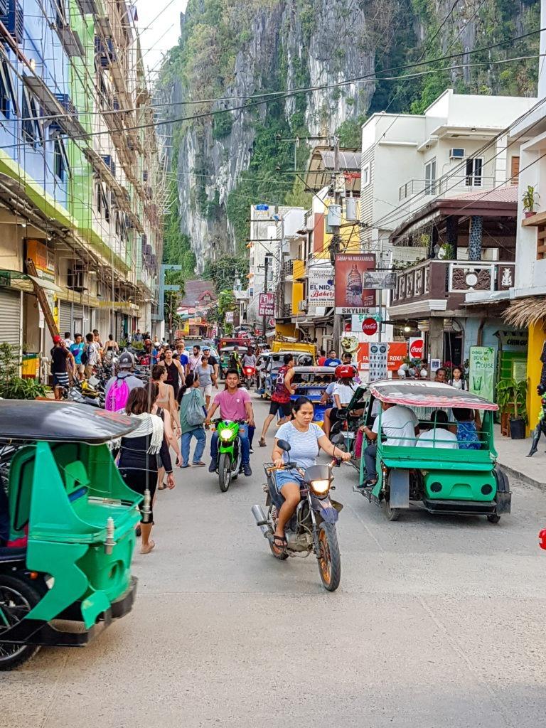 El Nido village, Philippines