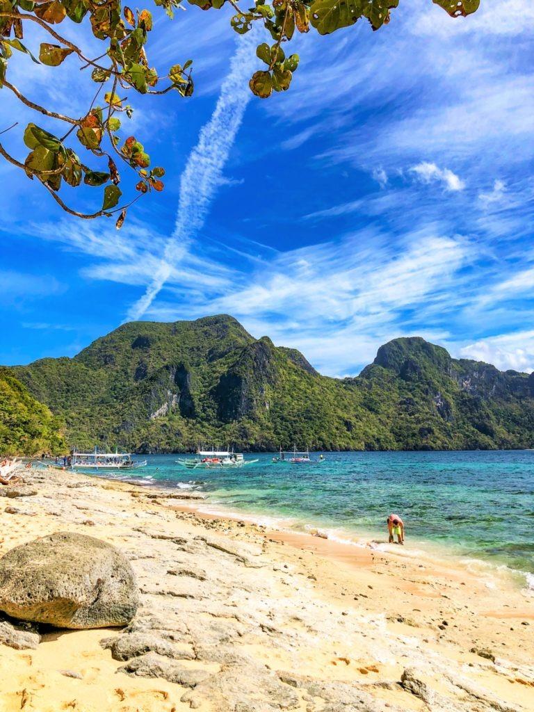Island tours El Nido, Palawan, Philippines