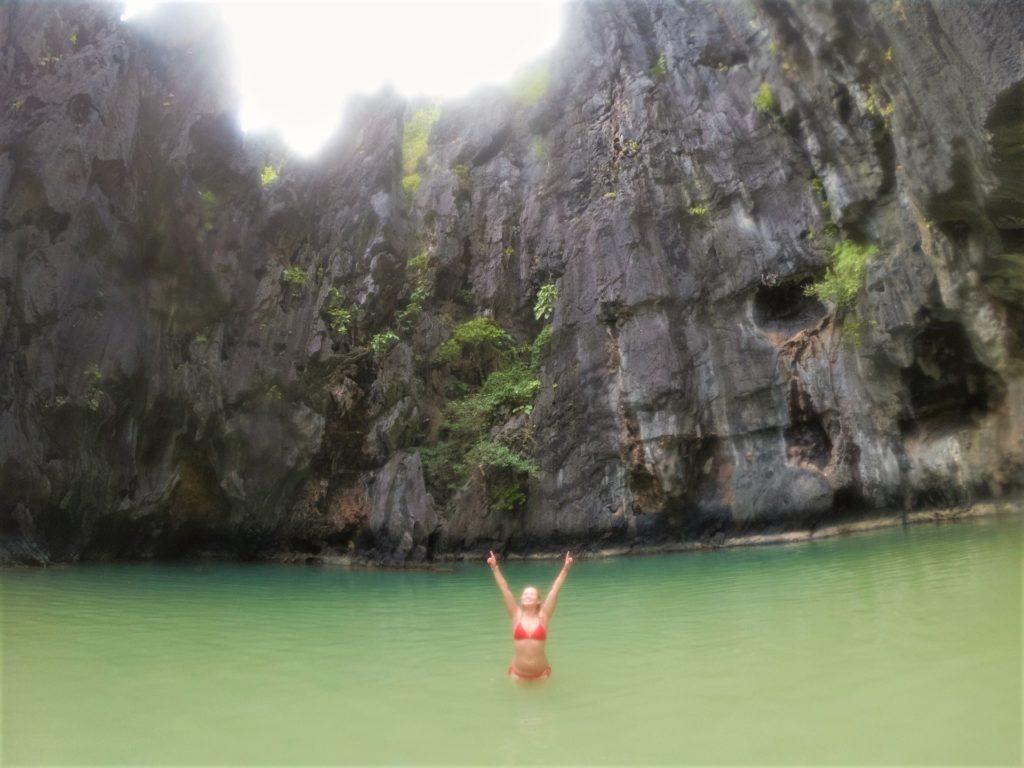 Lagoons of El Nido, Philippines