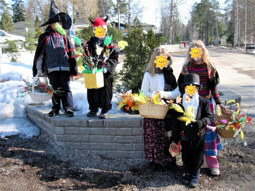 Easter celebration in Finland