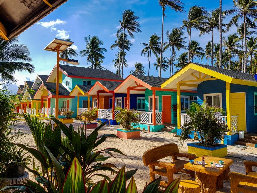 Seaside Hue Resort, Nacpan Beach, El Nido