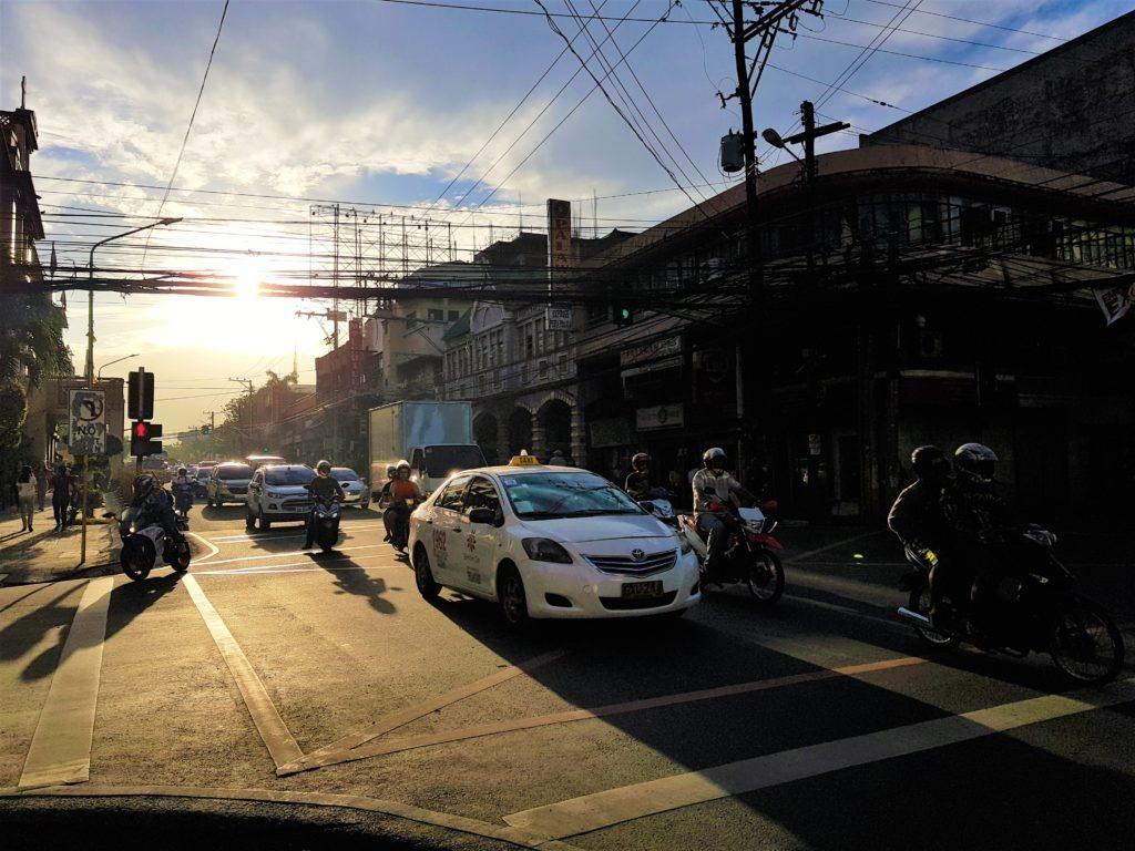 Cebu town vibes, Philippines