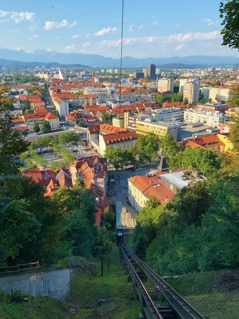 Castle of Ljubljana, Slovenia