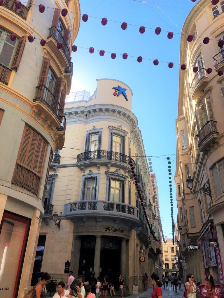 Architecture of Malaga