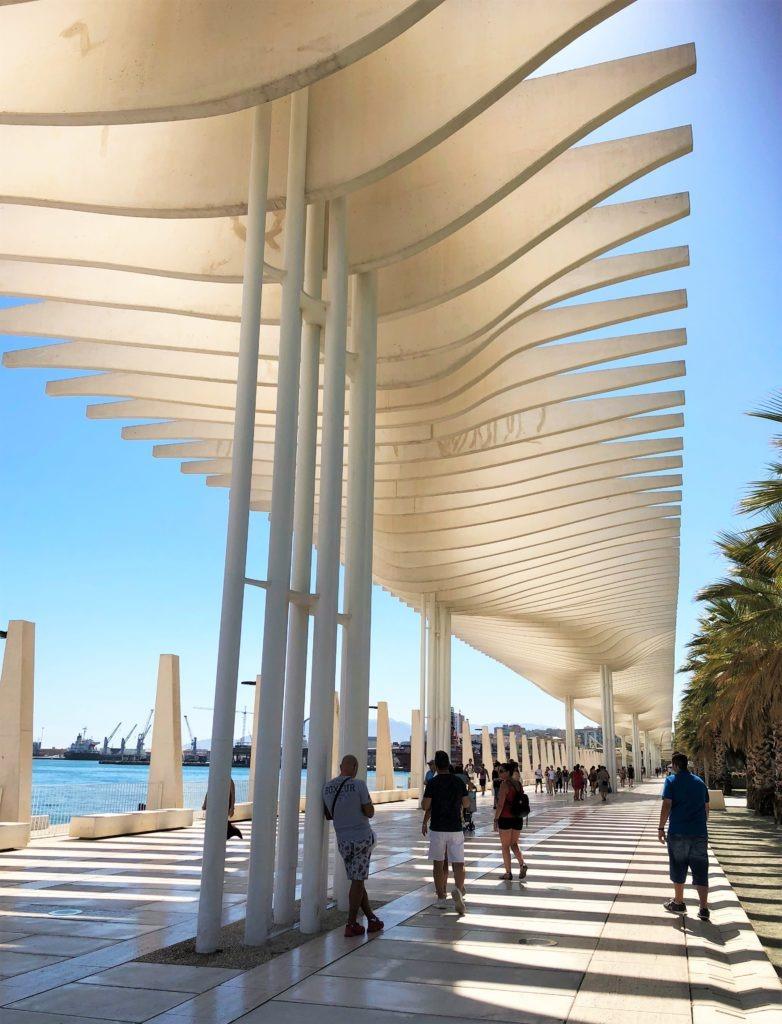Muelle Uno, Malaga