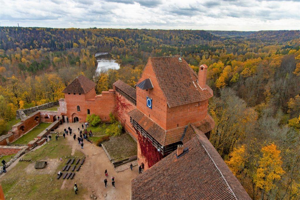 Tureida castle, Sigulda, Latvia