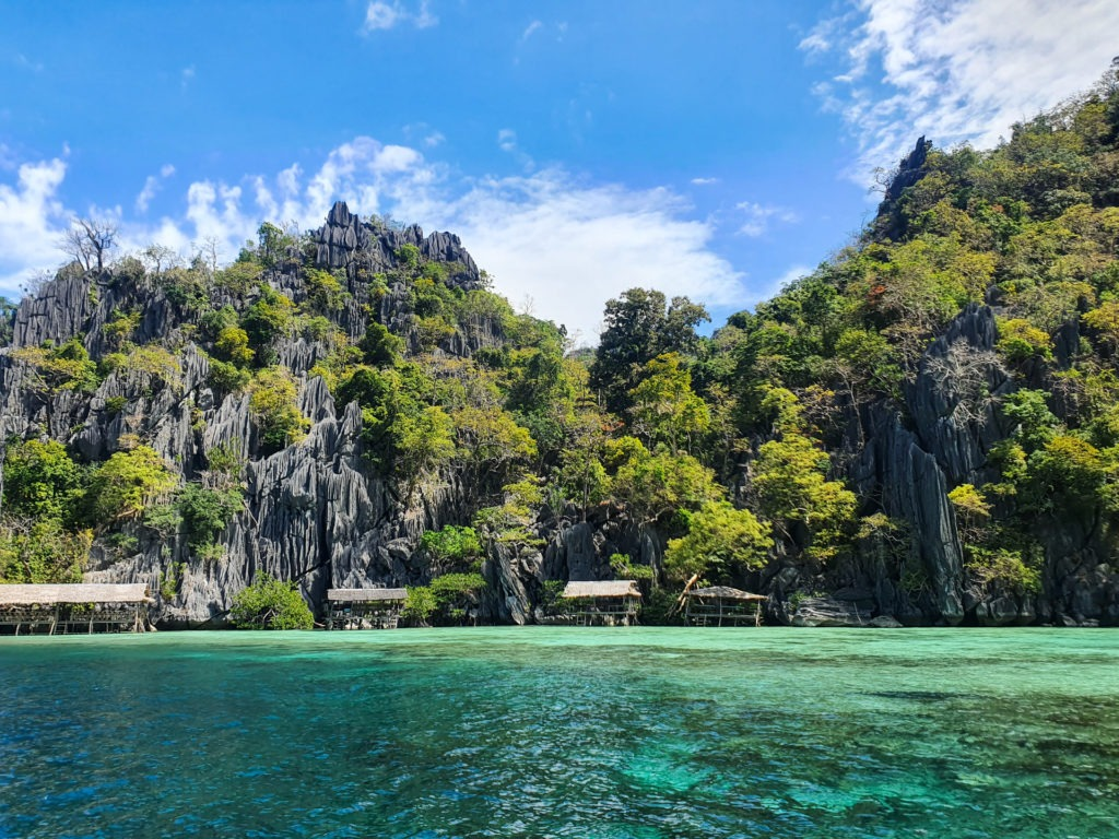 Green Lagoon, Coron, Palawan, Philippines