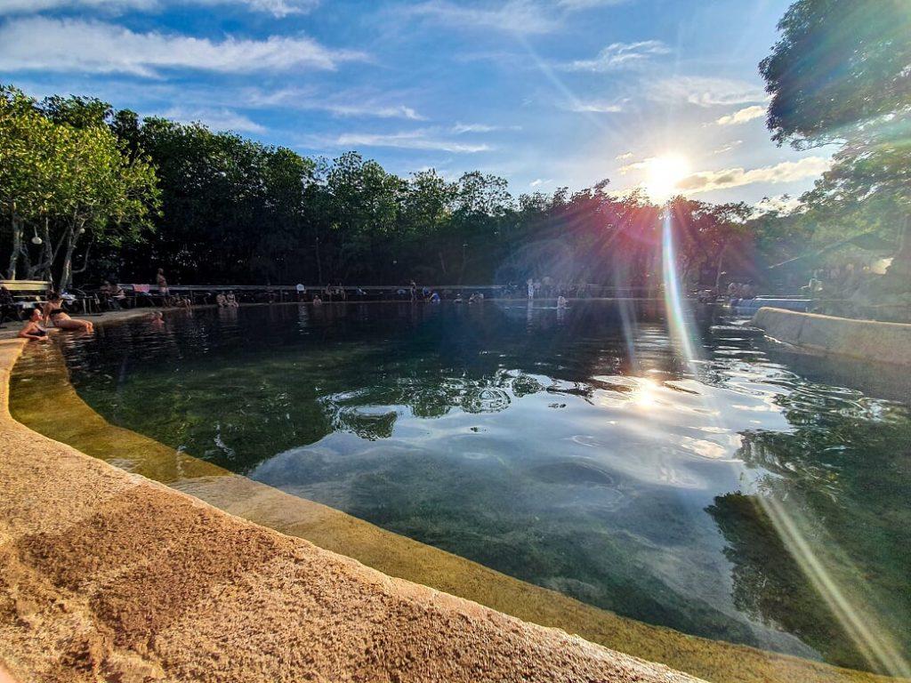 Coron Hot Springs