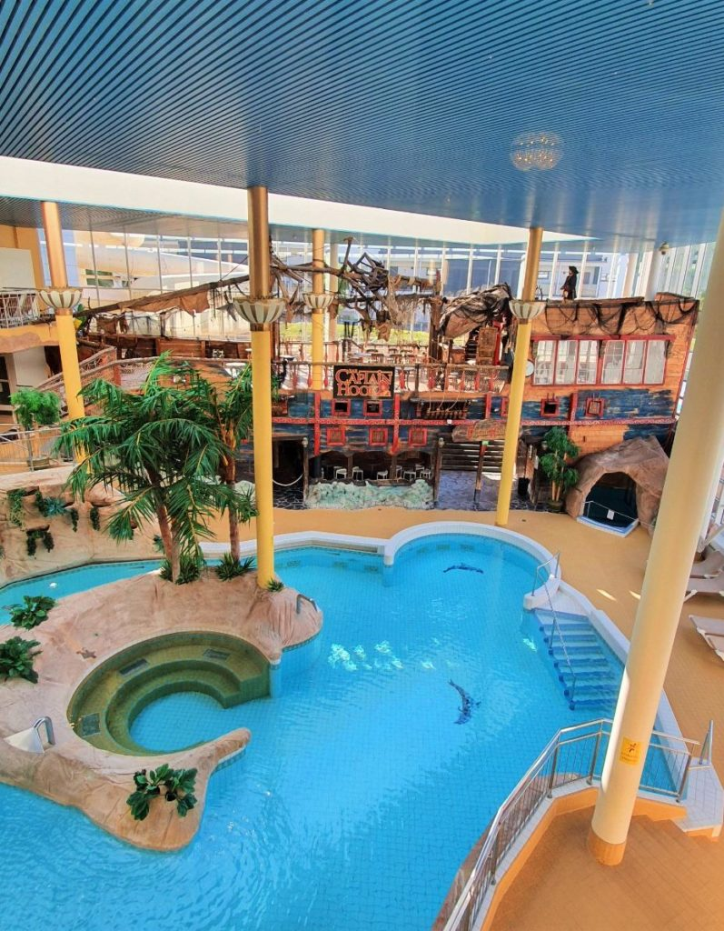 Holiday Club Caribbean spa hotel