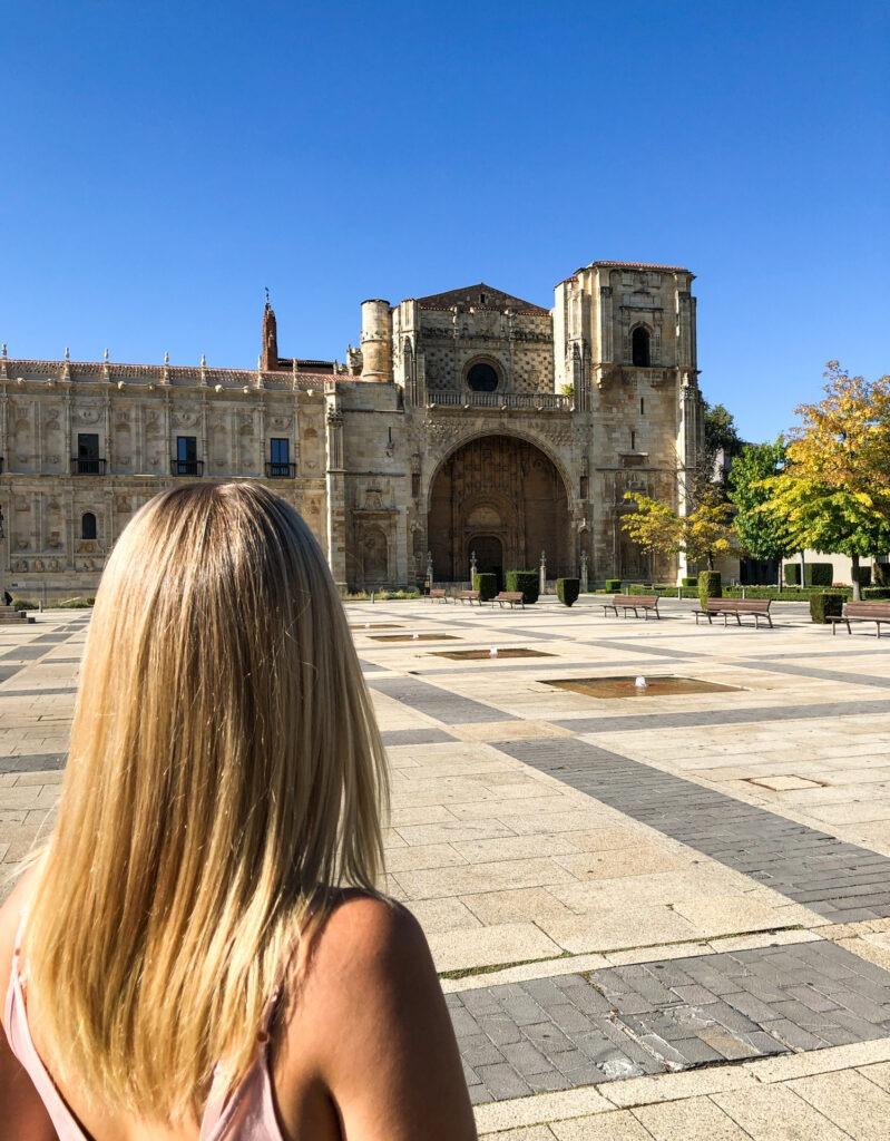 Convento de San Marcos in León